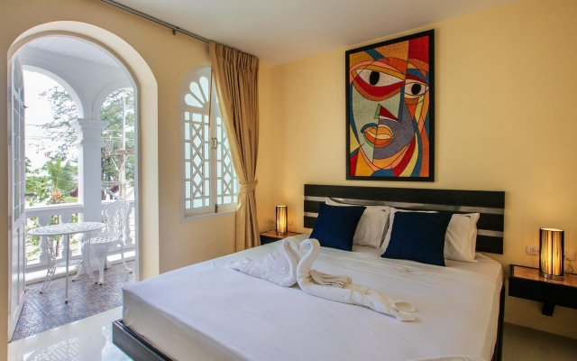 Patong Marina Hotel Патонг комната для гостей