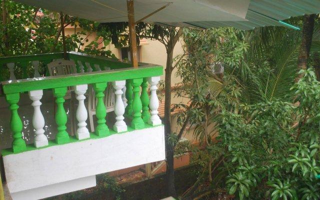 Отель Gabriel Guest House Индия, Гоа - отзывы, цены и фото номеров - забронировать отель Gabriel Guest House онлайн вид на фасад