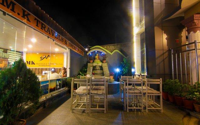 Отель Trekkers Inn Непал, Покхара - отзывы, цены и фото номеров - забронировать отель Trekkers Inn онлайн вид на фасад