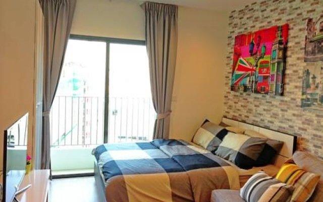 Отель Ideo Mobi Rama 9 By Private Stay Таиланд, Бангкок - отзывы, цены и фото номеров - забронировать отель Ideo Mobi Rama 9 By Private Stay онлайн комната для гостей