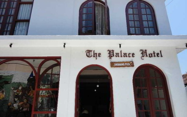 Отель The Palace Hotel Шри-Ланка, Негомбо - отзывы, цены и фото номеров - забронировать отель The Palace Hotel онлайн вид на фасад