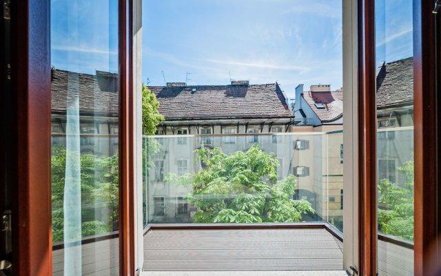 Отель E-Apartamenty Dominikanska Польша, Познань - отзывы, цены и фото номеров - забронировать отель E-Apartamenty Dominikanska онлайн комната для гостей