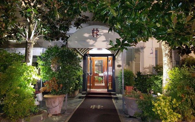 Hotel Residence Парма вид на фасад