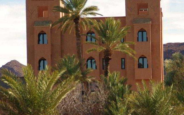Отель Dar Chamaa Марокко, Уарзазат - отзывы, цены и фото номеров - забронировать отель Dar Chamaa онлайн вид на фасад
