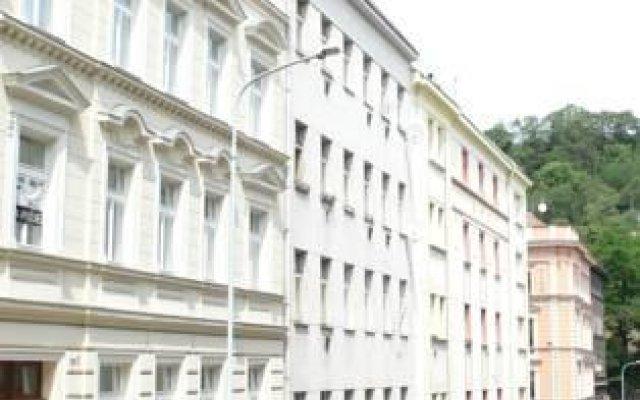 Отель Residence Jeronymova вид на фасад