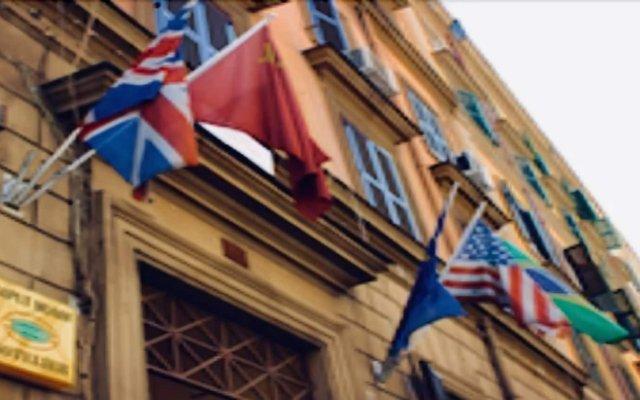 Отель Caput Mundi Италия, Рим - отзывы, цены и фото номеров - забронировать отель Caput Mundi онлайн вид на фасад
