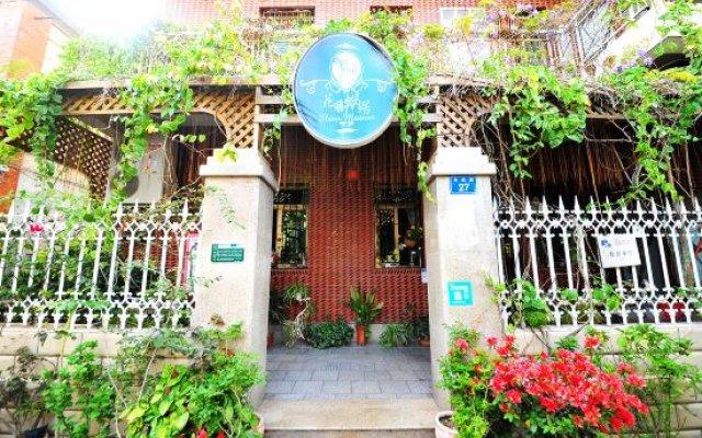Отель Huateng Woju Inn Китай, Сямынь - отзывы, цены и фото номеров - забронировать отель Huateng Woju Inn онлайн вид на фасад