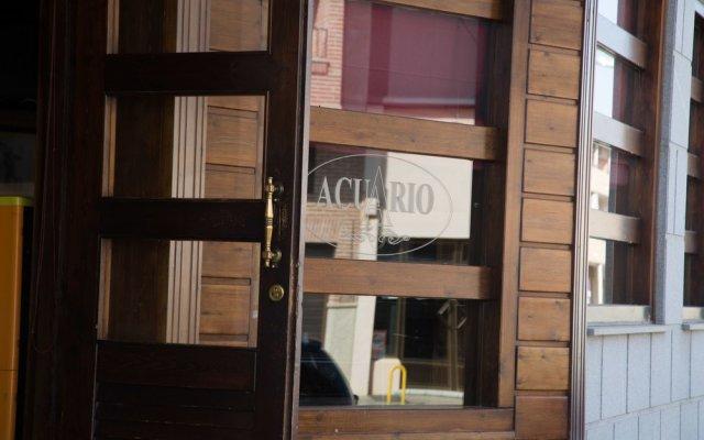 Отель Hostal Acuario вид на фасад