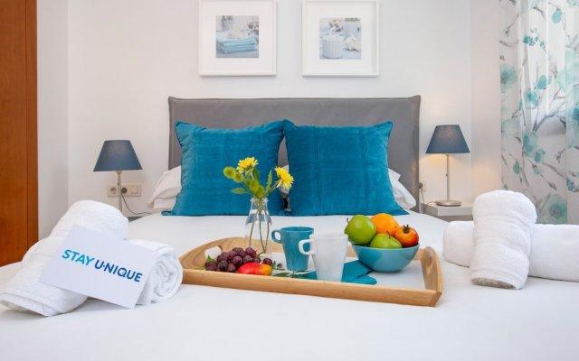 Отель Stay U-nique Poble Sec Tapas Route Барселона в номере