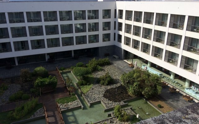 Hotel Azoris Royal Garden Понта-Делгада вид на фасад