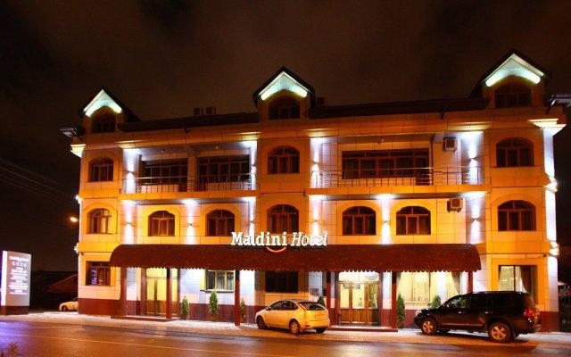 Гостиница Мальдини вид на фасад