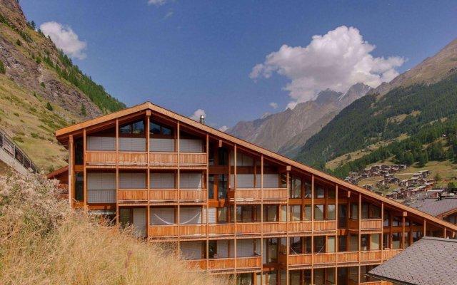 Отель Meric Superior Швейцария, Церматт - отзывы, цены и фото номеров - забронировать отель Meric Superior онлайн вид на фасад