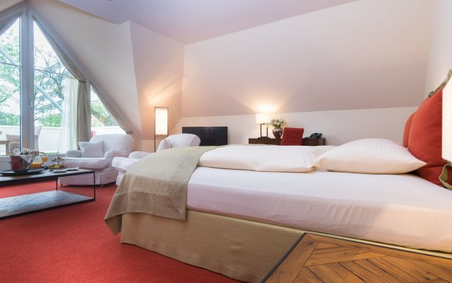 Hotel Rothof Bogenhausen комната для гостей