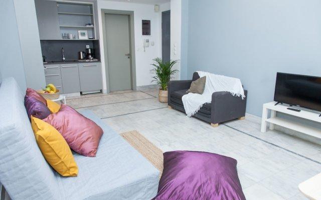 Отель Jupiter Boutique Apartment Греция, Афины - отзывы, цены и фото номеров - забронировать отель Jupiter Boutique Apartment онлайн комната для гостей