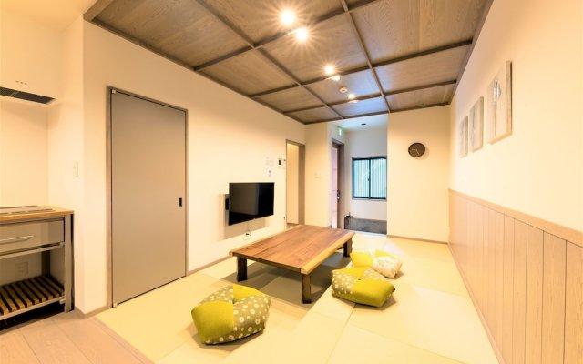 Musubi Hotel Machiya Kamiya-machi 2 Порт Хаката комната для гостей