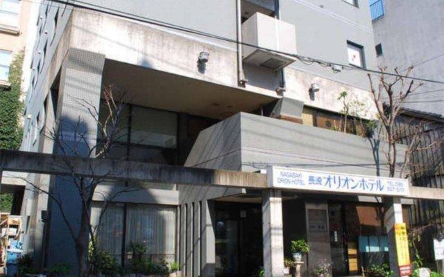 Отель Nagasaki Orion Нагасаки вид на фасад
