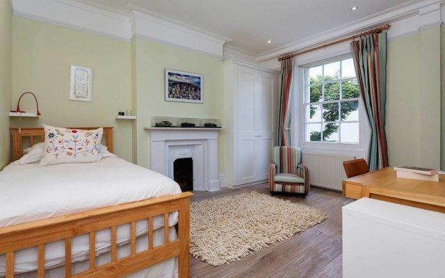 Отель Eton Villas Великобритания, Лондон - отзывы, цены и фото номеров - забронировать отель Eton Villas онлайн комната для гостей