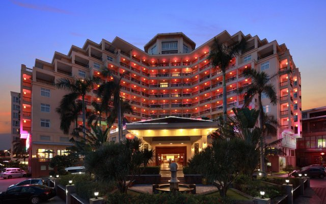 Sanya Golden Phoenix Sea View Hotel