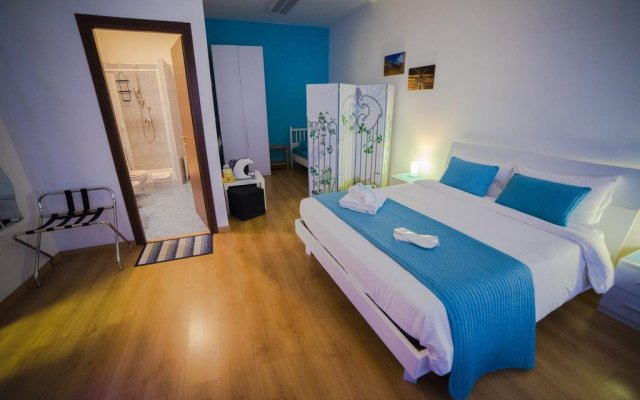 Отель B&B La Porticella комната для гостей