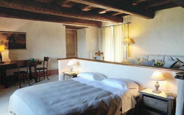 Отель Antico Monastero Santa Maria Inter Angelos Сполето комната для гостей