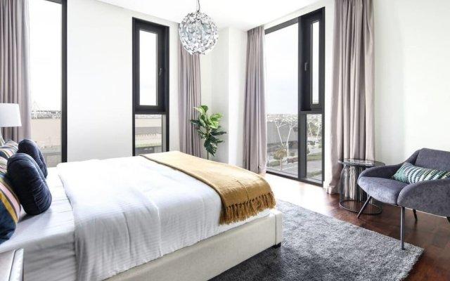 Отель Explore City Walk From an Exquisite Sanctuary ОАЭ, Дубай - отзывы, цены и фото номеров - забронировать отель Explore City Walk From an Exquisite Sanctuary онлайн комната для гостей