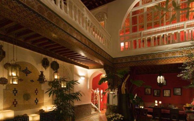 Отель Riad La Terrasse Des Oliviers вид на фасад
