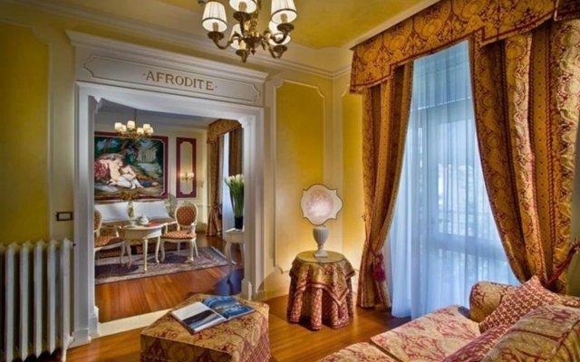 Отель Quisisana Италия, Абано-Терме - отзывы, цены и фото номеров - забронировать отель Quisisana онлайн комната для гостей