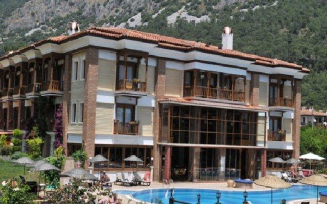 Отель Kerme Ottoman Palace - Boutique Class вид на фасад
