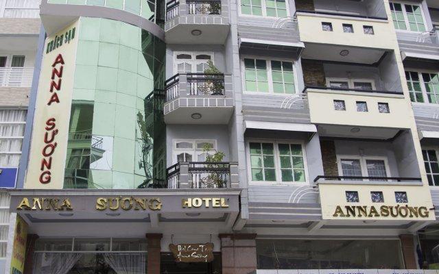 Отель Anna Suong Далат вид на фасад