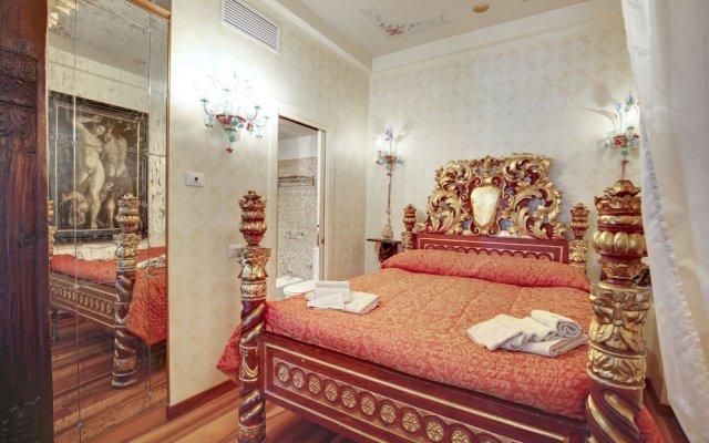 Отель San Severo Suite Apartment Venice Италия, Венеция - отзывы, цены и фото номеров - забронировать отель San Severo Suite Apartment Venice онлайн комната для гостей