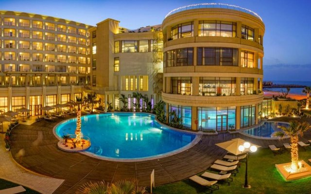 Отель Sousse Palace Сусс вид на фасад