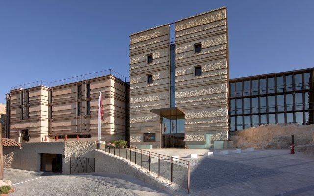 Отель Parador de Lorca вид на фасад
