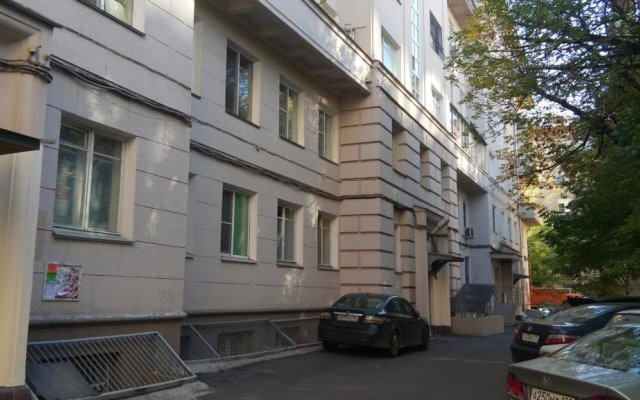 Central Hostel on Tverskoy-Yamskoy вид на фасад