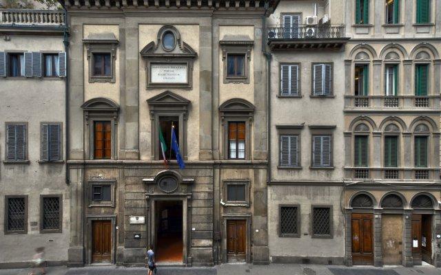 Отель Le Stanze Dei Medici Италия, Флоренция - отзывы, цены и фото номеров - забронировать отель Le Stanze Dei Medici онлайн вид на фасад