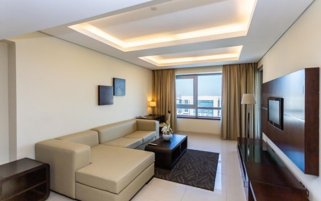 AlSalam Grand Hotel and Hotel Apartments Media City 1