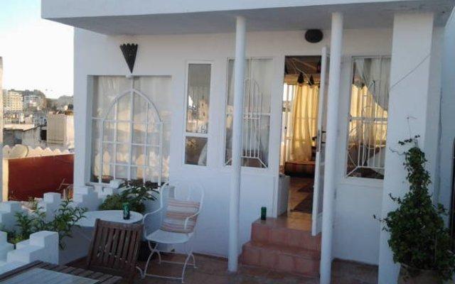 Отель Bab El Fen Марокко, Танжер - отзывы, цены и фото номеров - забронировать отель Bab El Fen онлайн вид на фасад