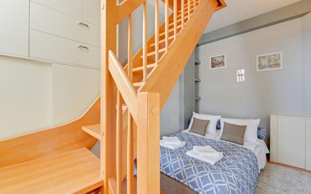 Апартаменты Lion Apartments - Avocado Сопот комната для гостей