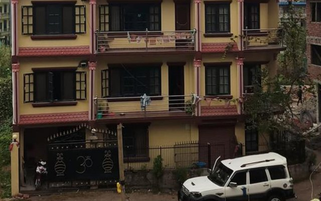 Отель Monkey Temple Homestay Непал, Катманду - отзывы, цены и фото номеров - забронировать отель Monkey Temple Homestay онлайн вид на фасад