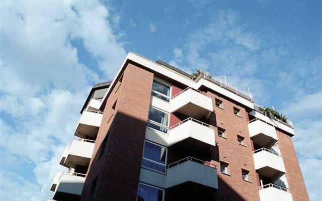 Апартаменты Majorstuen Apartments вид на фасад