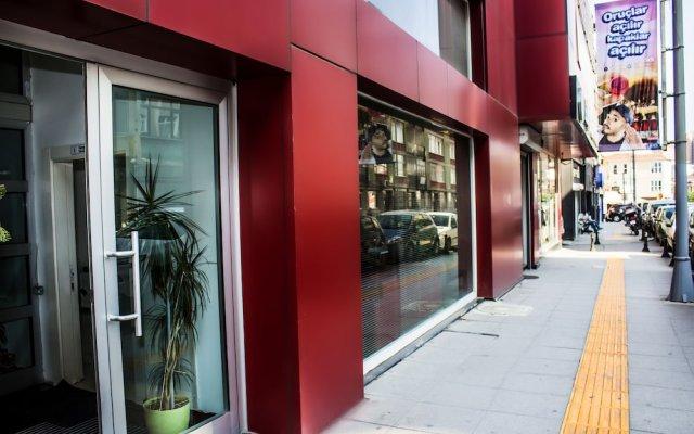 D&D Suites Турция, Стамбул - отзывы, цены и фото номеров - забронировать отель D&D Suites онлайн вид на фасад