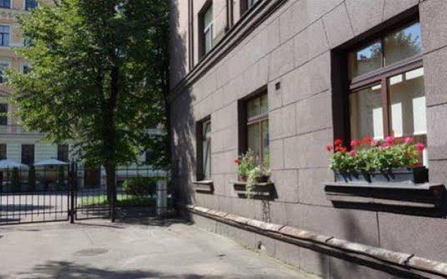 Отель Antonijas 6 Латвия, Рига - отзывы, цены и фото номеров - забронировать отель Antonijas 6 онлайн вид на фасад