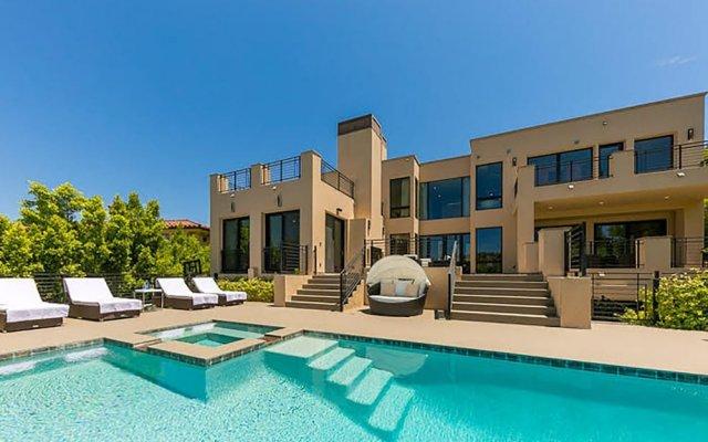 Отель Villa Gracie США, Лос-Анджелес - отзывы, цены и фото номеров - забронировать отель Villa Gracie онлайн вид на фасад