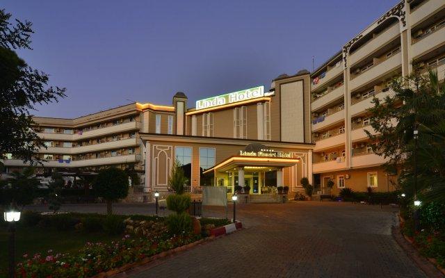 Linda Resort Hotel - All Inclusive вид на фасад