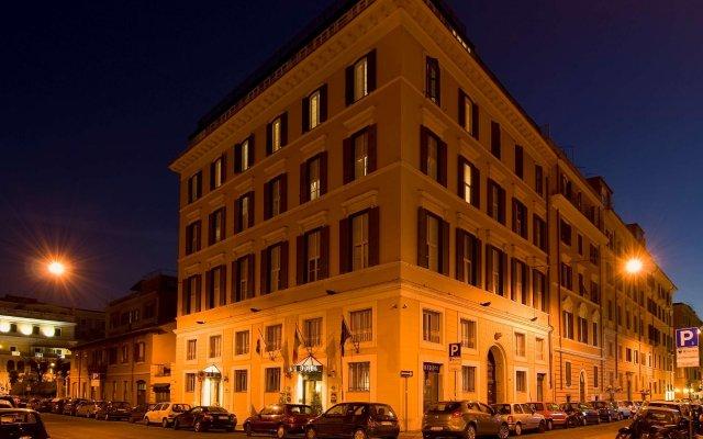Отель Best Western Hotel Artdeco Италия, Рим - 2 отзыва об отеле, цены и фото номеров - забронировать отель Best Western Hotel Artdeco онлайн вид на фасад