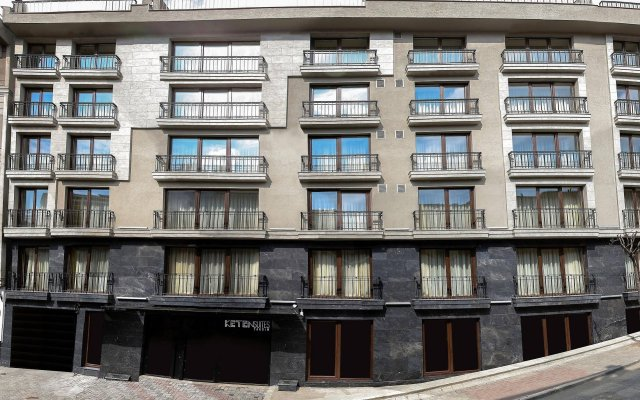 Отель Keten Suites Taksim вид на фасад