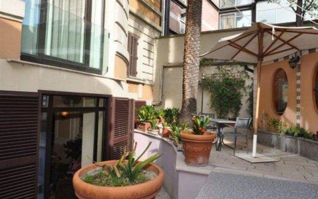 Hotel Executive вид на фасад