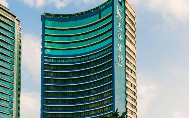 Ocean Hotel вид на фасад