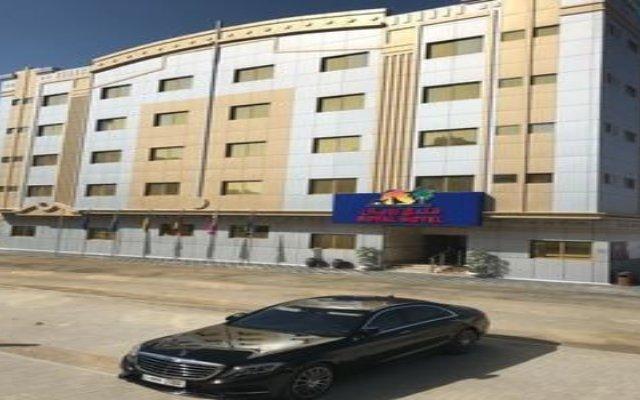 Отель Royal Hotel Sharjah ОАЭ, Шарджа - отзывы, цены и фото номеров - забронировать отель Royal Hotel Sharjah онлайн вид на фасад