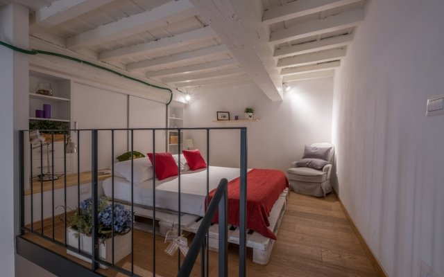 Апартаменты Apartment in the Fashion District комната для гостей