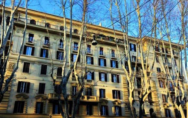 Отель Milizie 76 Gallery вид на фасад